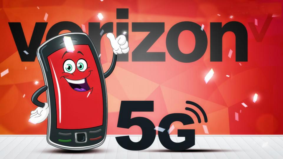 Verizon busca impulsar las redes 5G