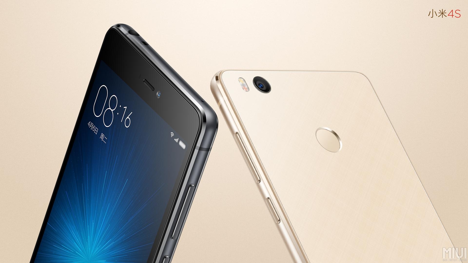 Xiaomi Mi 4S lanzamiento oficial mwc 2016 4