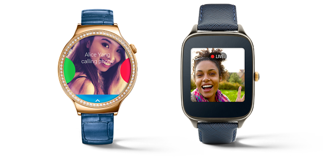 android wear actualizacion