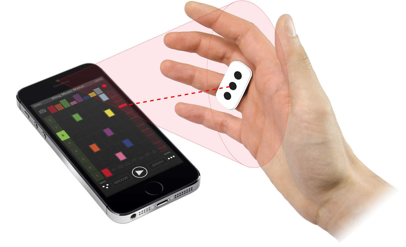 iPhone sería controlado por gestos en el futuro