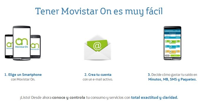 elegir movistar on