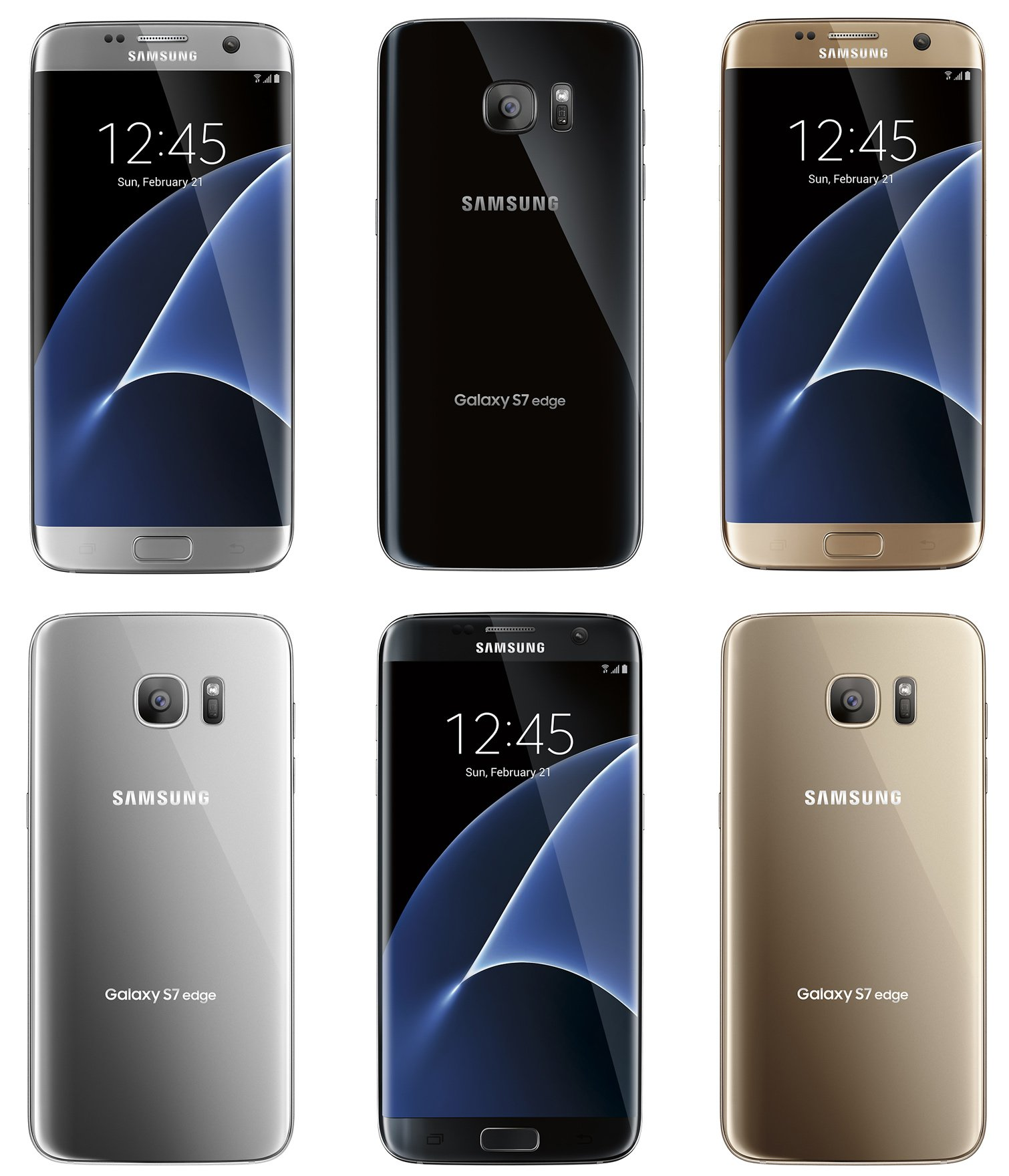 galaxy s7 renders colores
