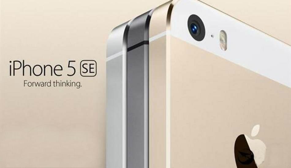 iPhone 5se llegaría en marzo