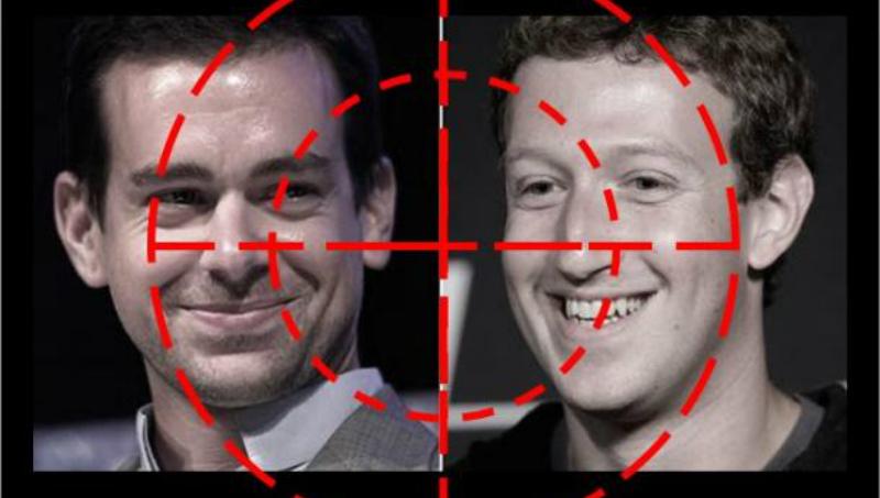 Mark Zuckerberg y Jack Dorsey están en la mira del ISIS