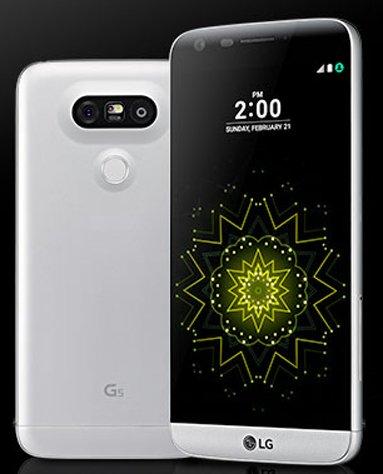 lg g5 nueva foto