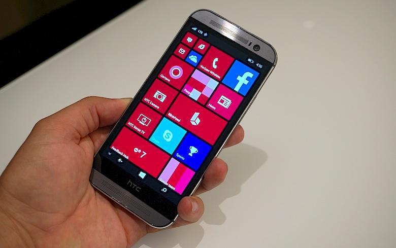 HTC One M8 for Windows pronto tendría un sucesor