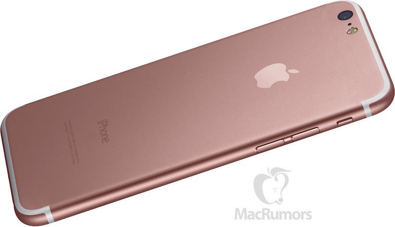 Render conceptual del iPhone 7