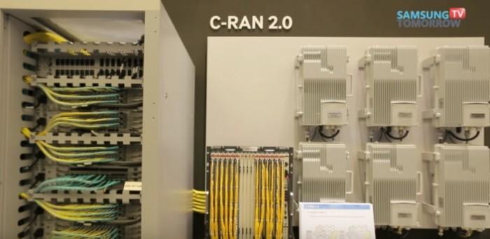 samsung C-RAN