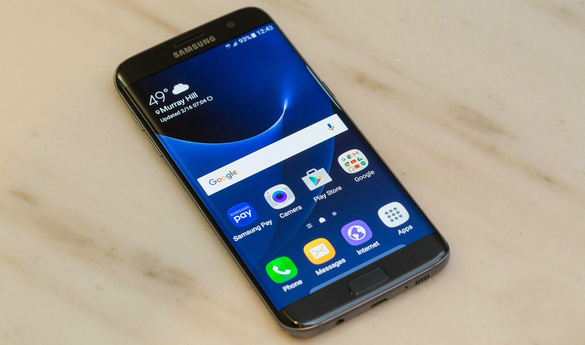 Galaxy S7 tiene un sensor de gran calidad