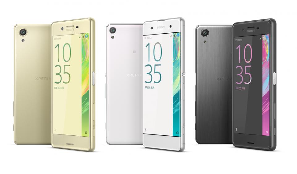 Sony también apostó por un Snapdragon 820 en la gama alta
