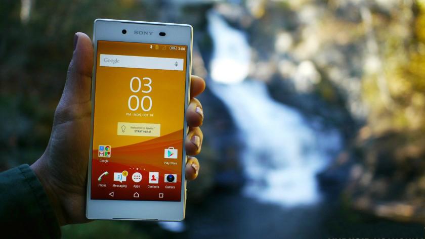 Sony Xperia Z5 pronto actualizará a Marshmallow