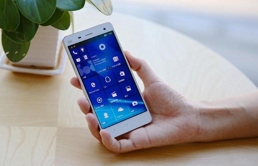 Windows 10 Mobile llegará a nuevos equipos Android