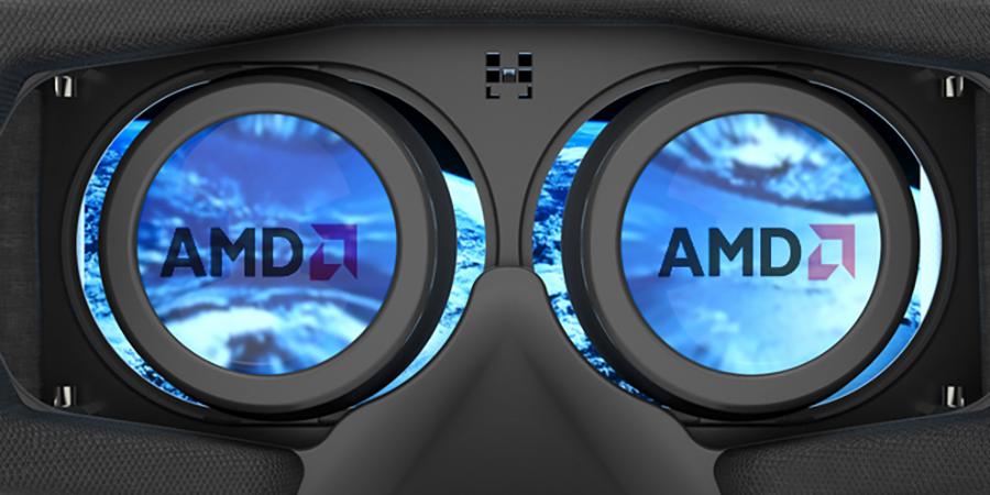 AMD apuesta con fuerza por la Realidad Virtual