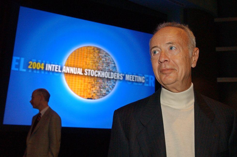 Andy Grove fue una de las mentes brillantes de Intel