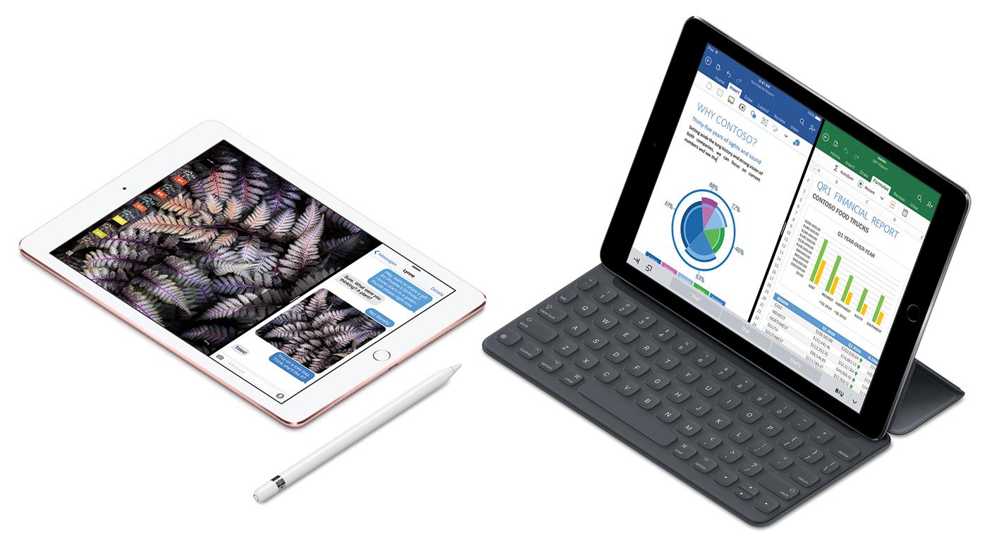 """iPad Pro 9.7"""" es la nueva tablet de Apple"""