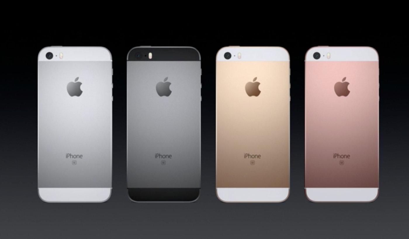 iPhone SE es oficial
