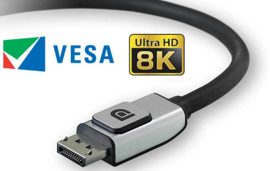Los cables con el estándar DisplayPort 1.4 pronto estarán disponibles