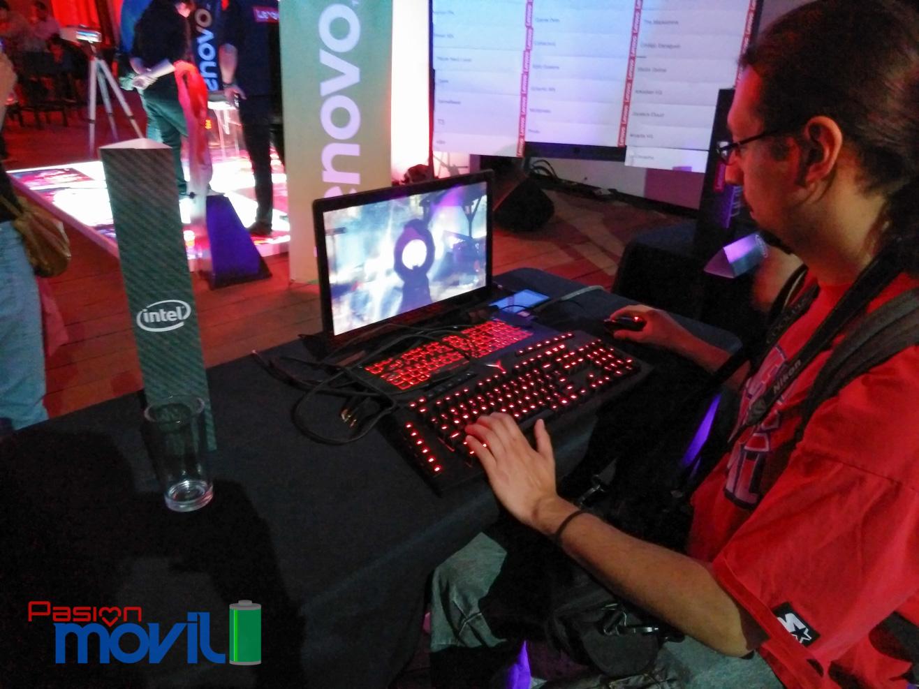 Evento Lenovo Gaming en Mexico-11