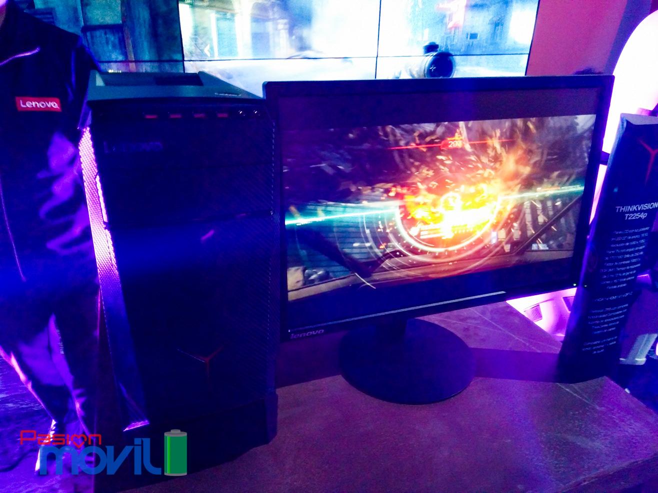 Evento Lenovo Gaming en Mexico-12