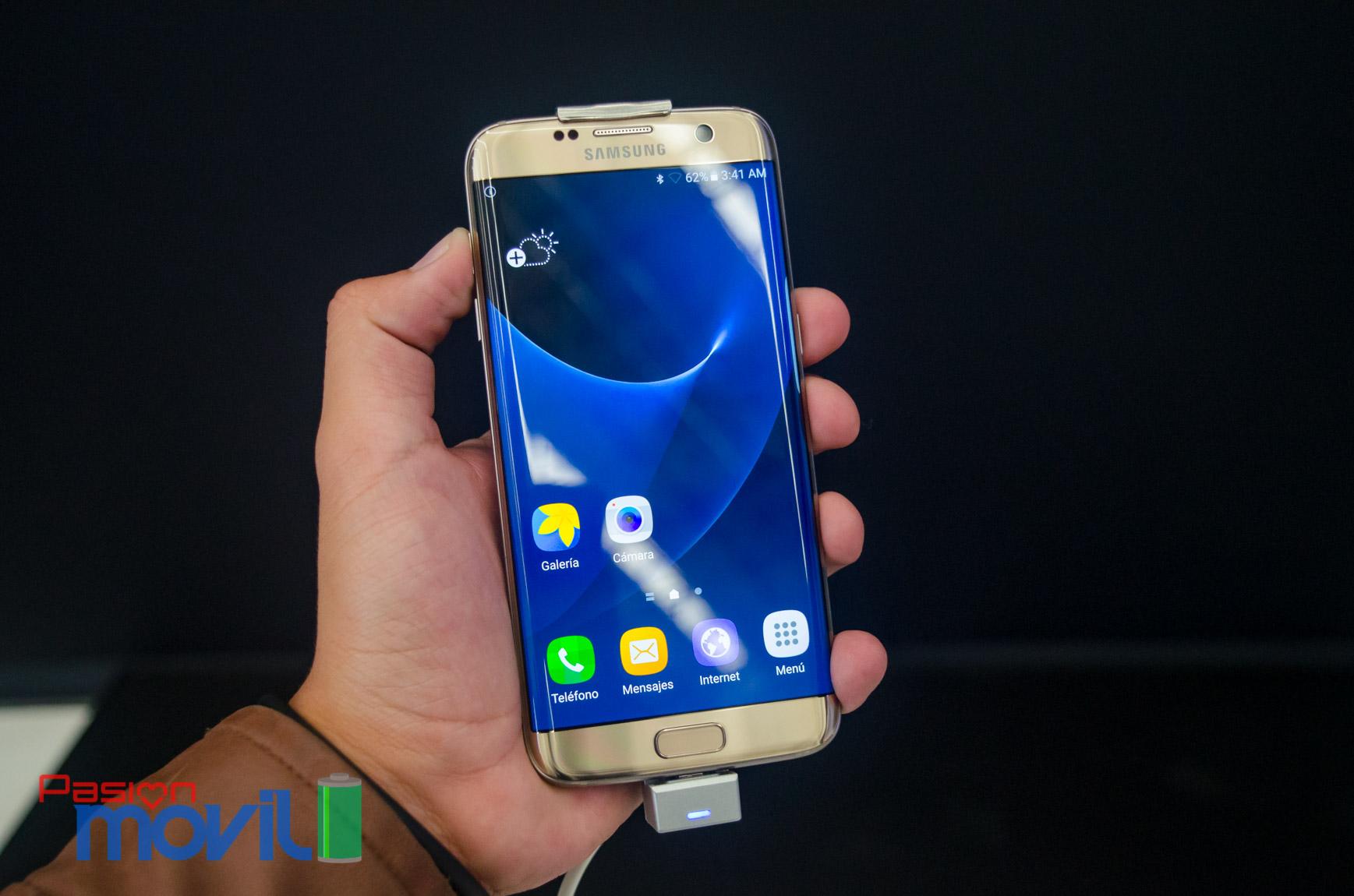 Evento Samsung Galaxy S7 y S7 EDGE en Mexico-34