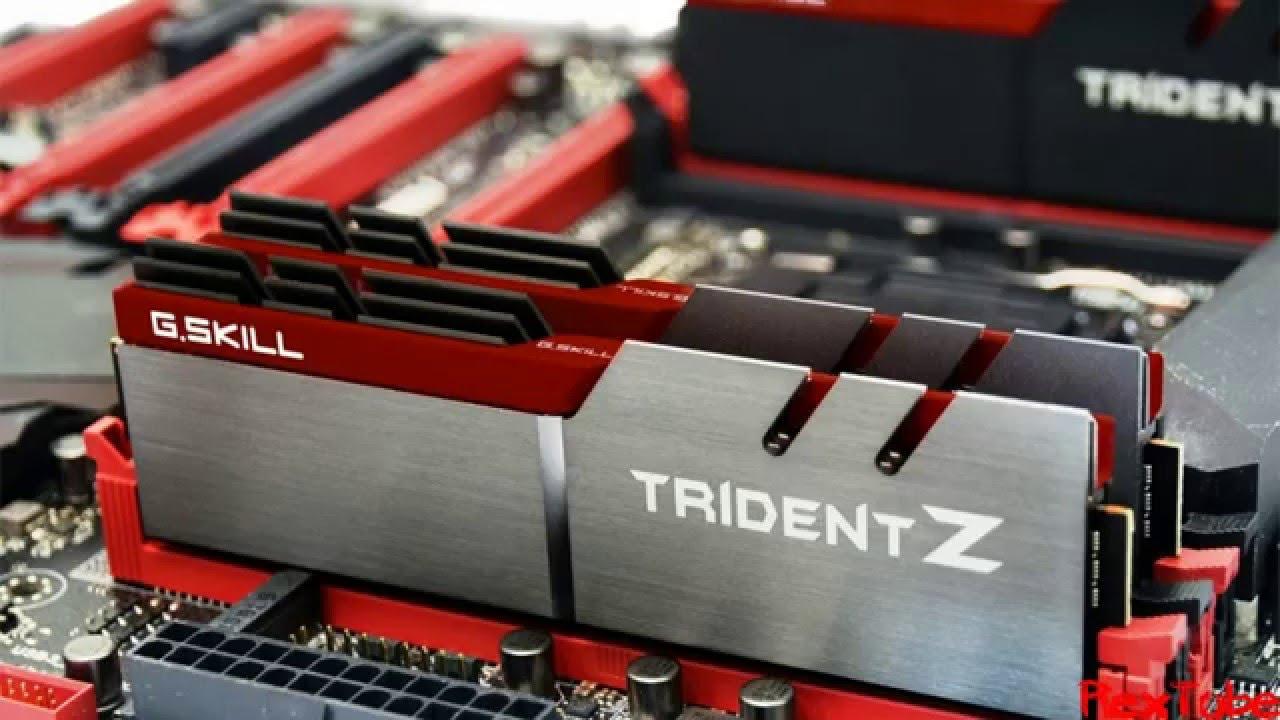 GSkill TridentZ, una excelente relación latencia-frecuencia