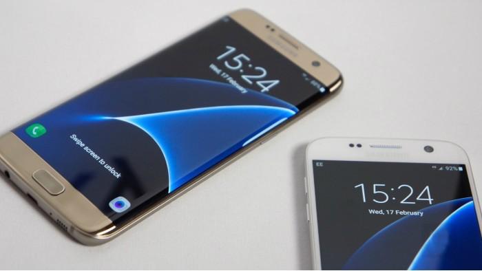 Galaxy S7 y S7 Edge registran excelentes números