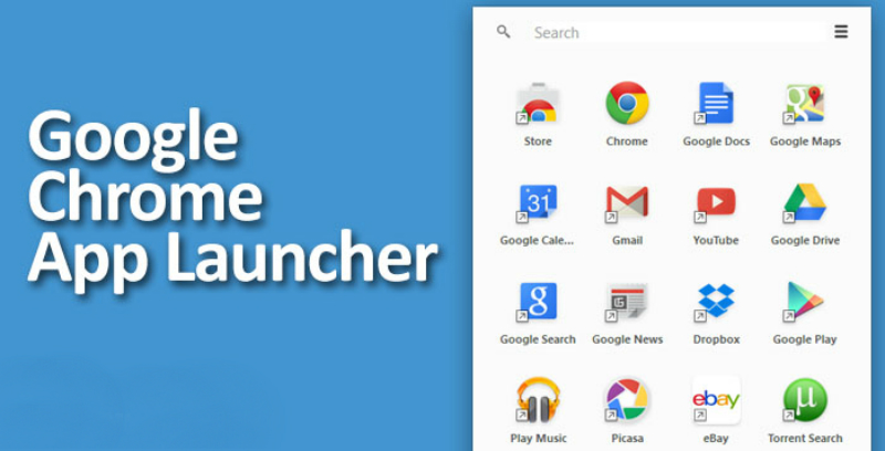Adiós Chrome app launcher, no te conocimos bien, pero adiós