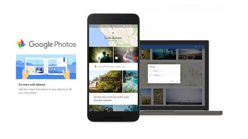 Los álbumes inteligentes llegan a Google Photos