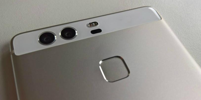 Este es el diseño del Huawei P9