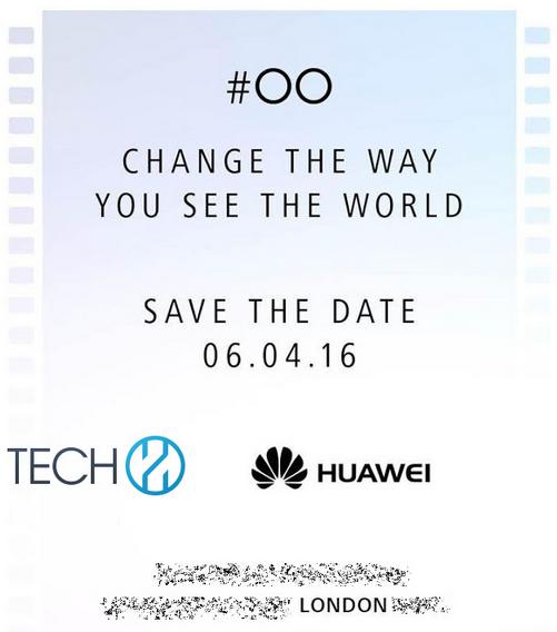 Huawei p9 presentacion 6 abril
