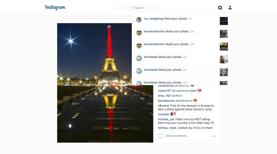 Instagram-desktop-web