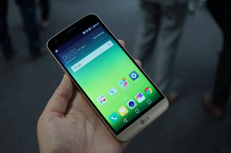 LG G5 tendrá un precio ligeramente elevado