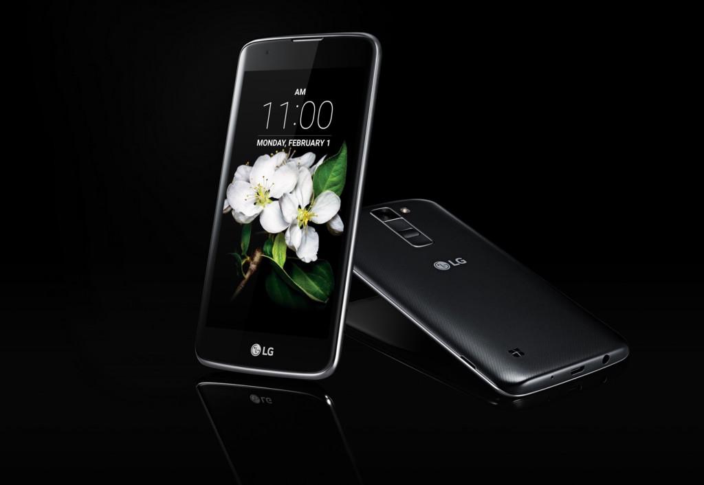 LG K7 ya puede adquirirse en México