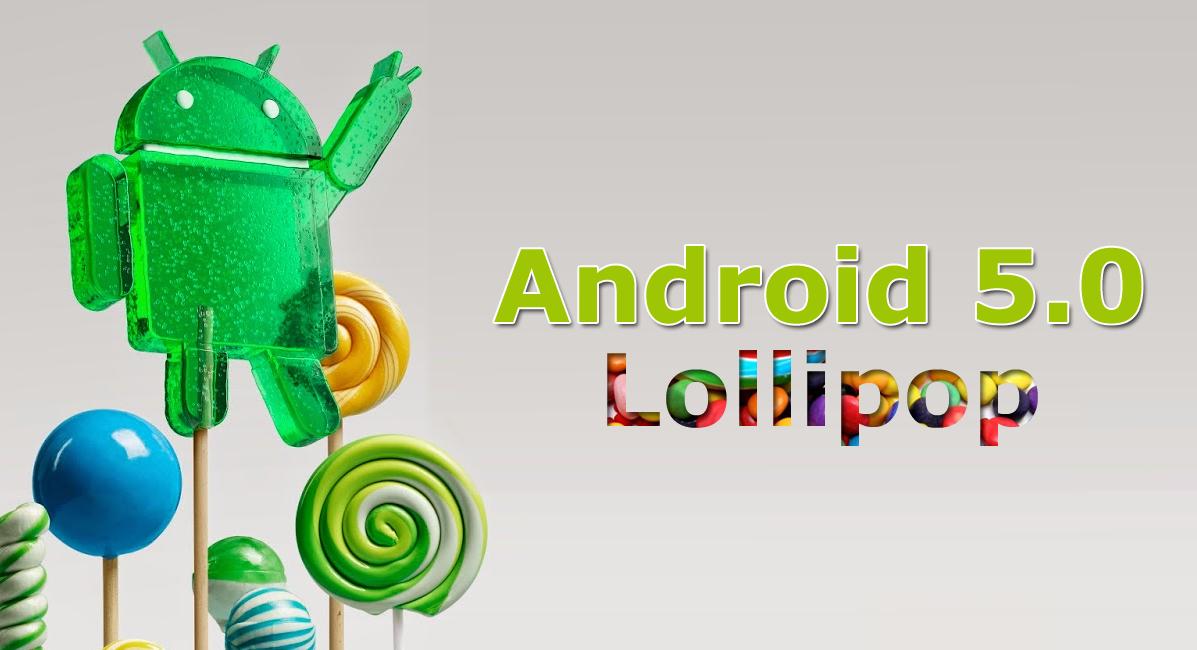 Android Lollipop creció su cuota de mercado este último mes