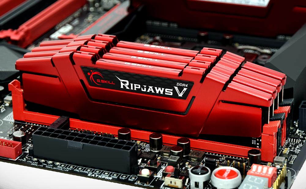 Memorias de RAM de alto desempeño