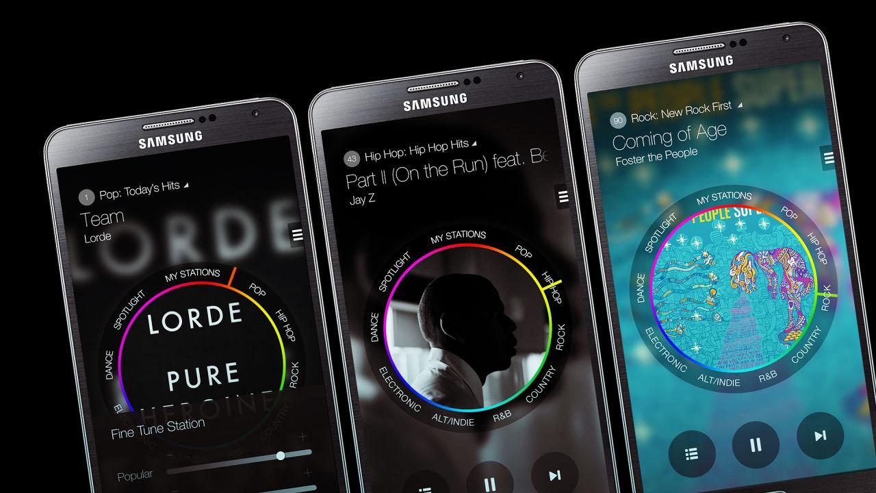 Samsung Milk Music diría adiós por la puerta trasera