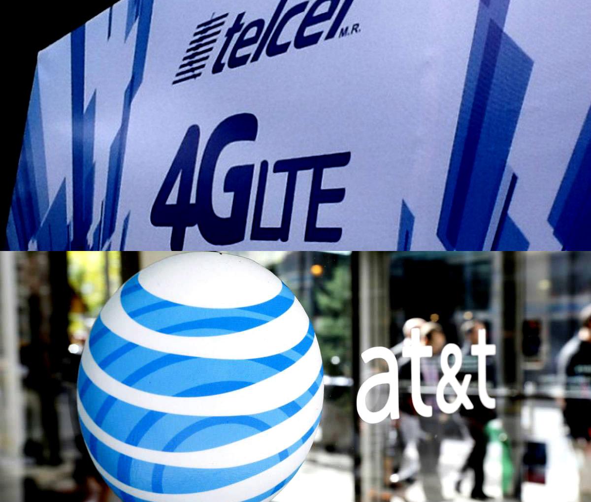 AT&T y Telcel desean ofrecer el mejor servicio LTE