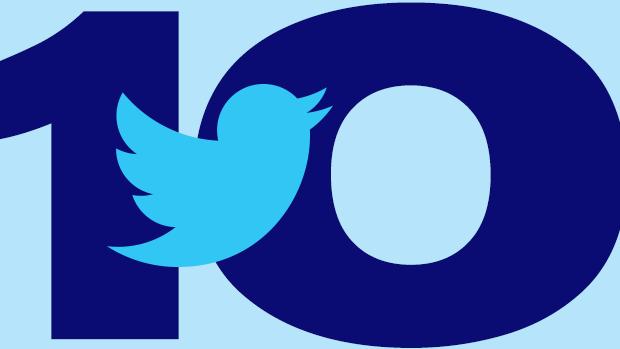Twitter, la segunda red social más utilizada del mundo