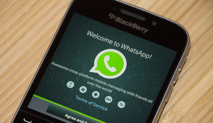 WhatsApp-BlackBerry