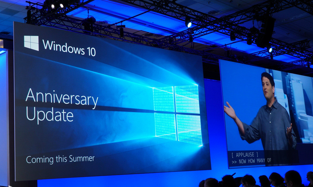 Windows 10 Anniversary Update llegará en julio