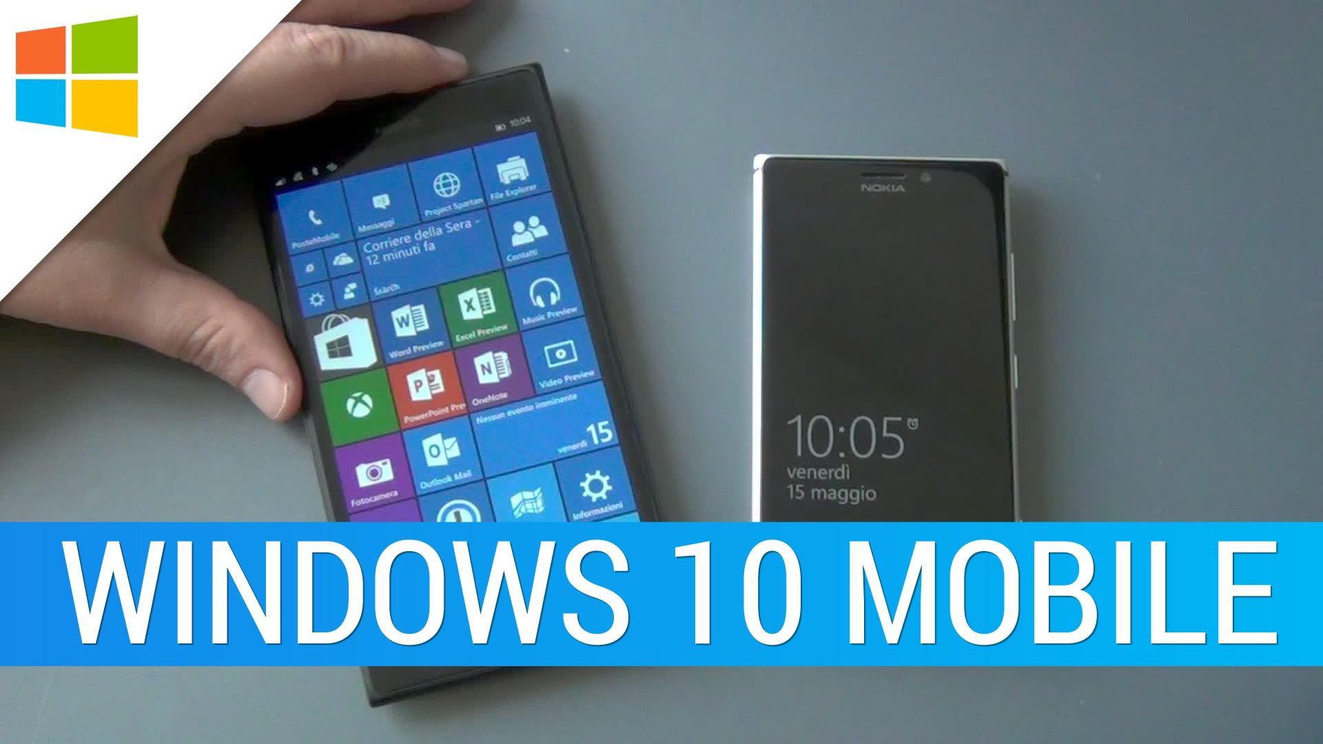 Windows 10 Mobile finalmente será distribuido oficialmente