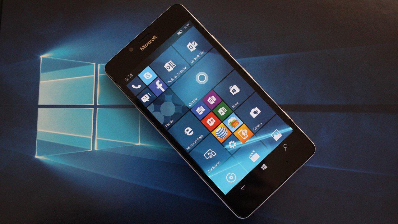 Lumia 950 disfruta de esta nueva build