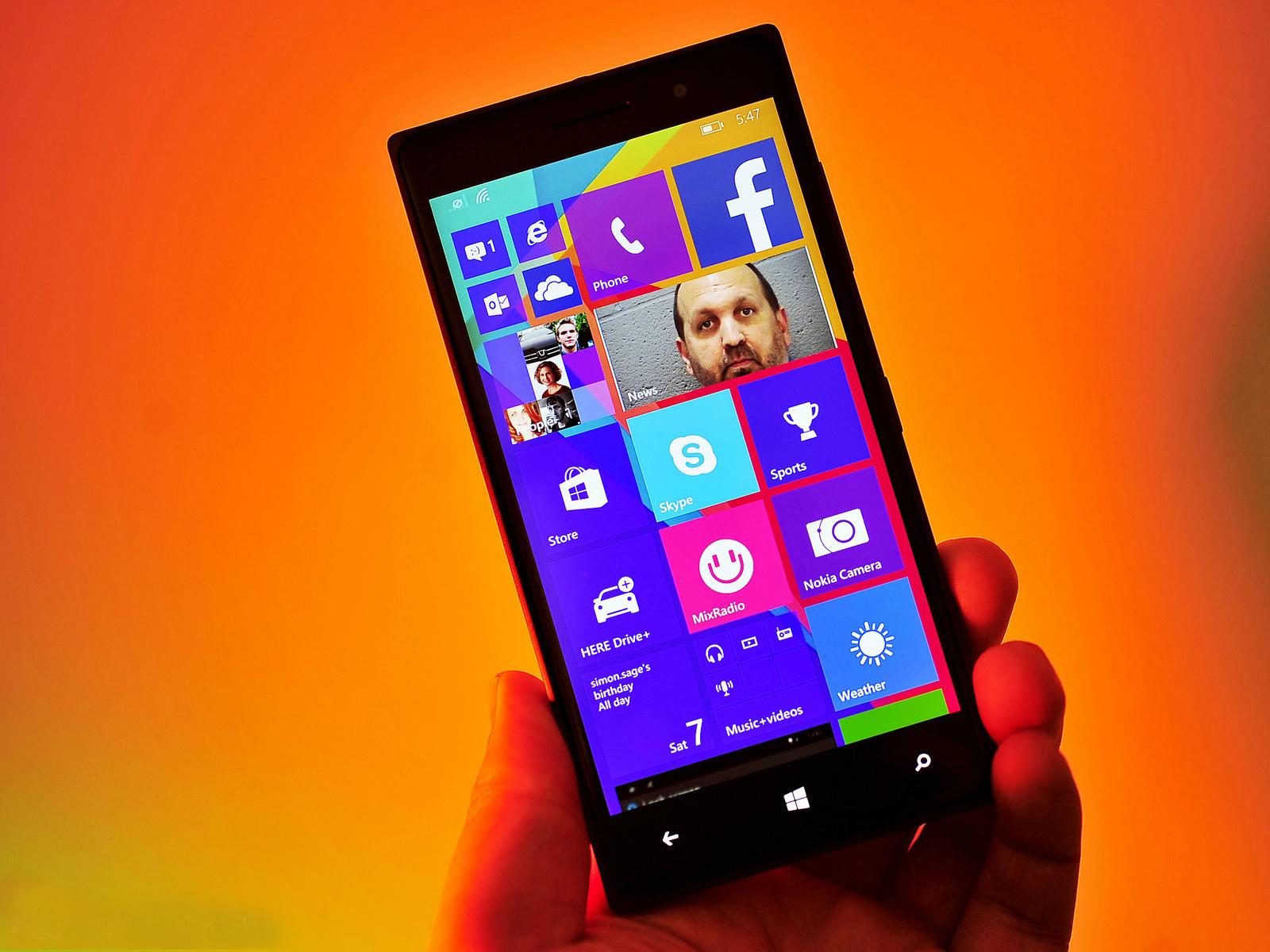 Windows 10 tendría Live Tiles interactivos con Redstone