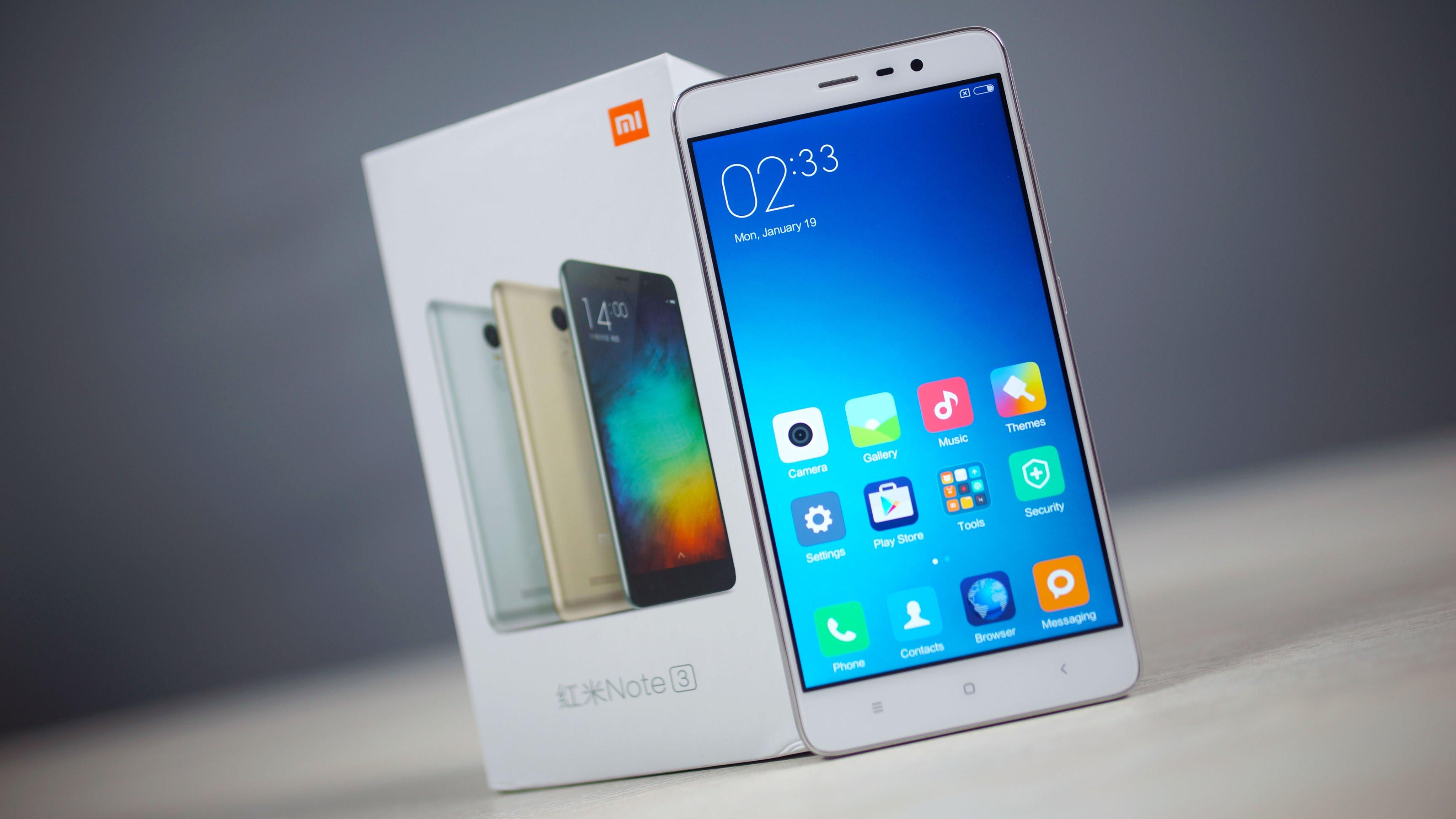 Un Xiaomi Redmi Note 3 puede ser tuyo