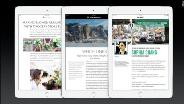 apple apps news