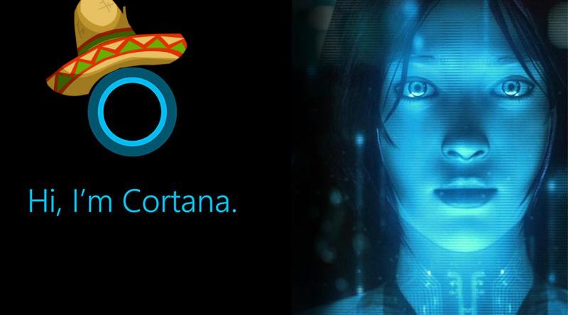 Cortana a la mexicana ya está disponible