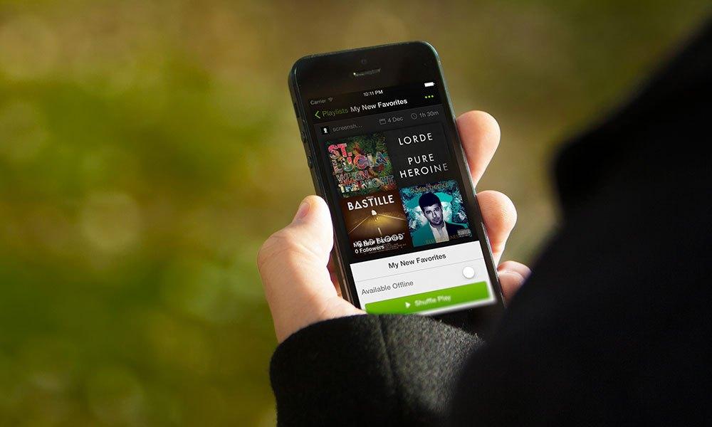 Comparte tu música de Spotify en Messenger