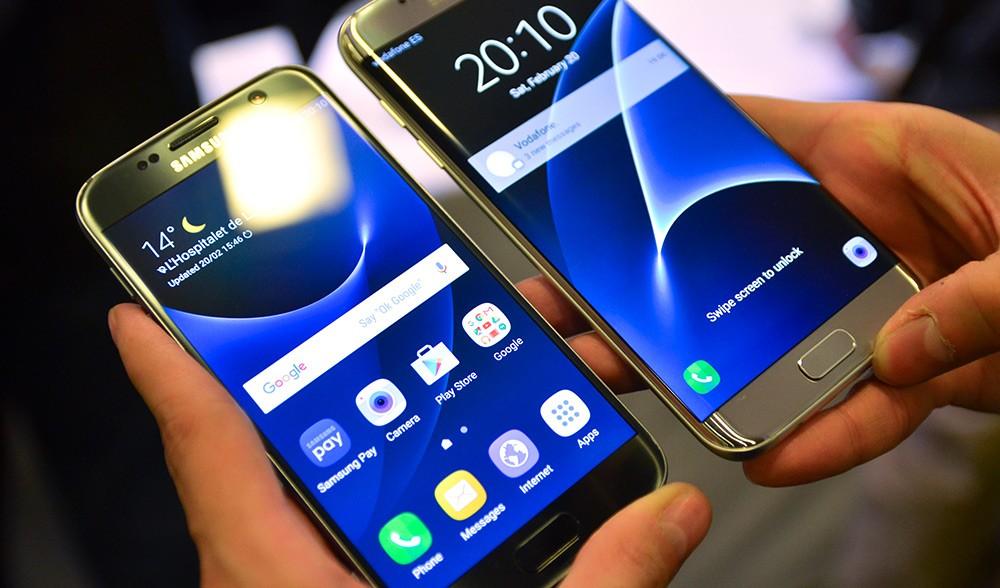 Precio del Galaxy S7 y Galaxy S7 Edge en México