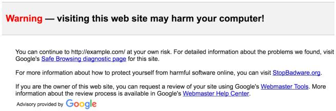 gmail navegacion segura