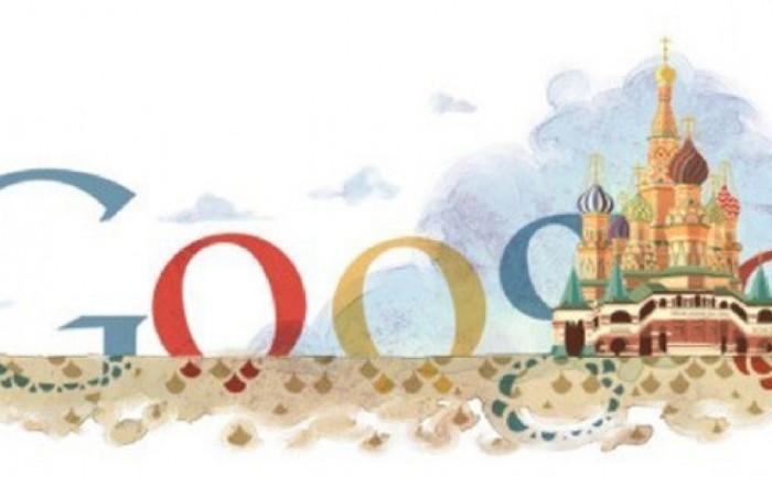 google-rusia